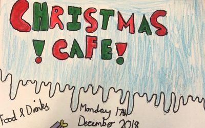 Gavinburn Primary: Come to our Christmas Cafe – 17th Dec @ 2pm